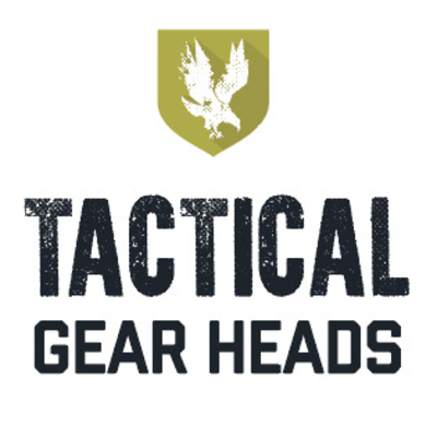 Tactical Gear Heads Logo