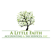A Little Faith Accounting & Tax Services, LLC Logo