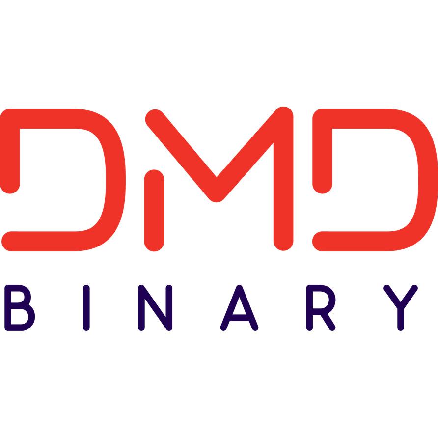 DMD Binary Logo