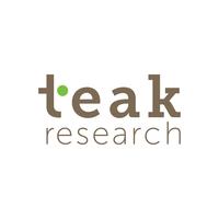 Teak Research Co., Ltd. Logo