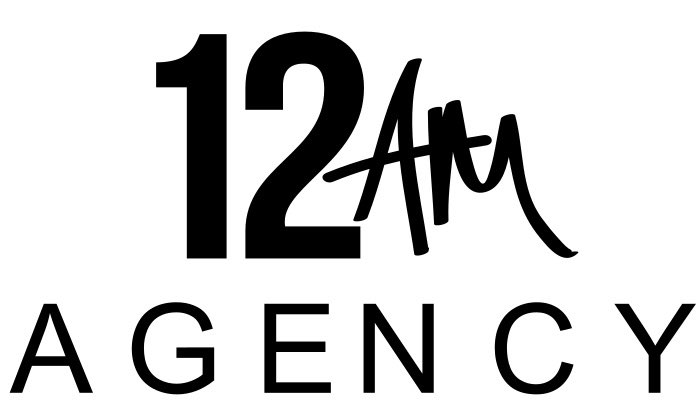 12 AM Agency Logo