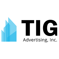 TIG ADVERTISING, INC. Logo