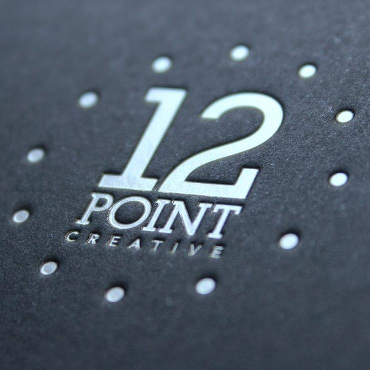 12pt Creative Logo