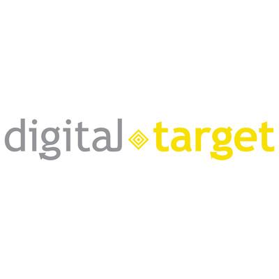 Digital Target Marketing Logo