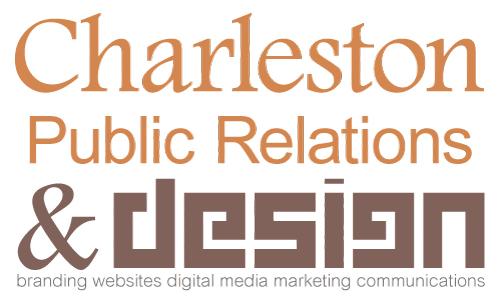 Charleston PR & Design, LLC Logo