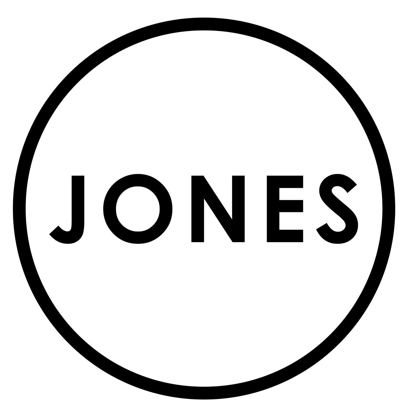 Jones Social & PR Logo