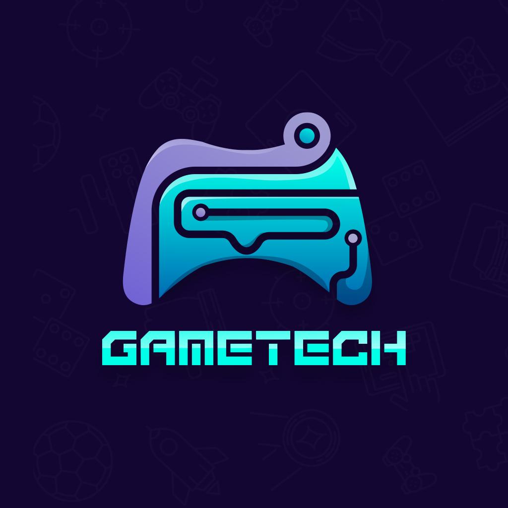 GameTech Studio Logo