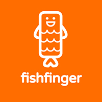 Fishfinger Creative Agency Logo