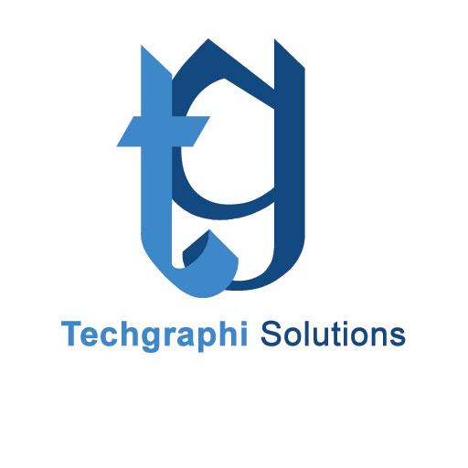 Techgraphi Solutions Logo