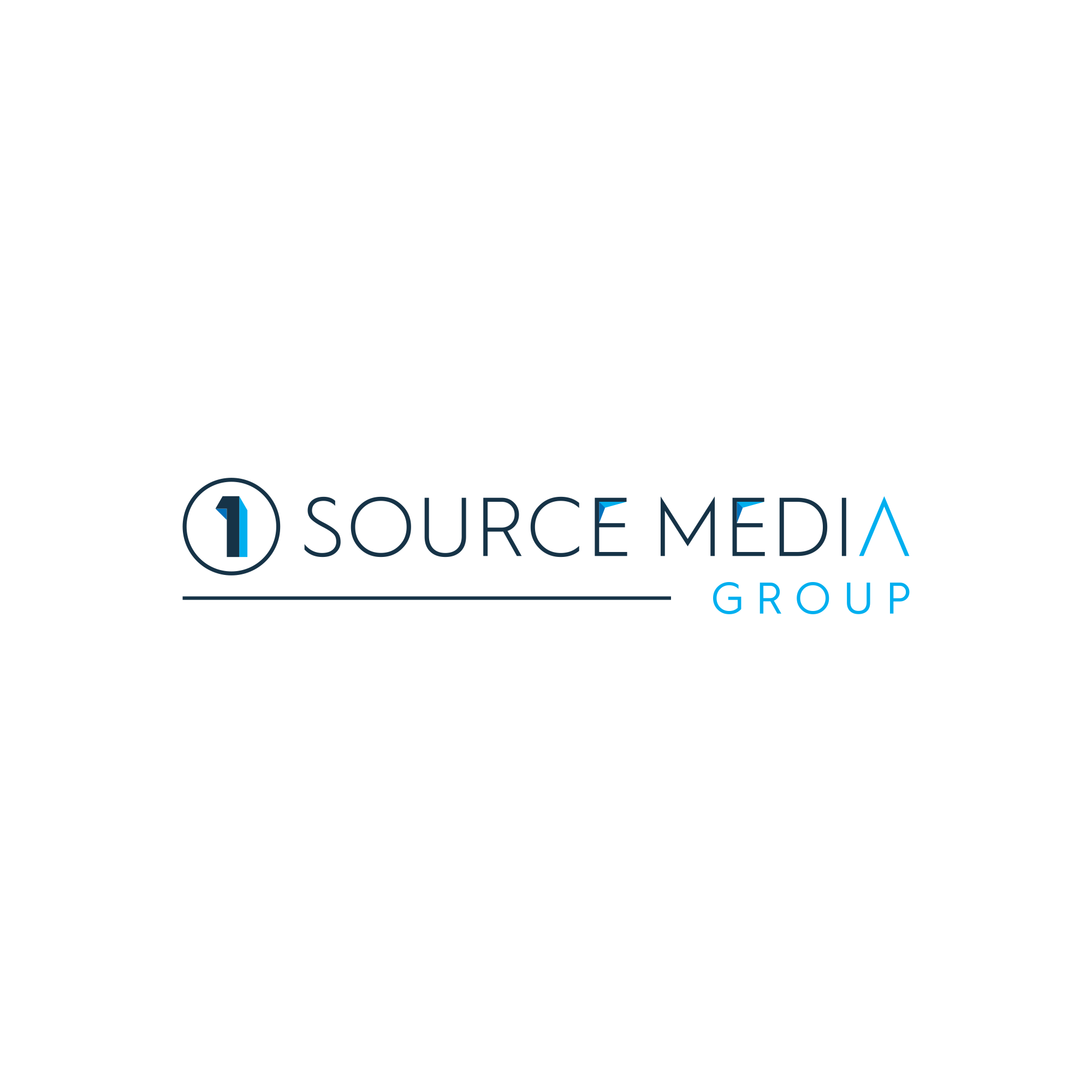 1 Source Media Group Logo
