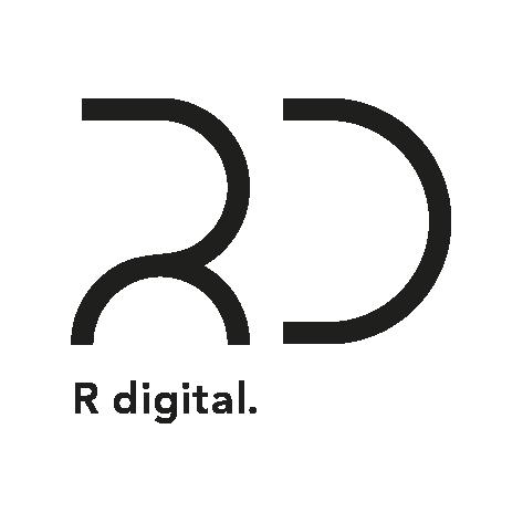 R Digital Logo