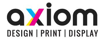 Axiom Print Logo