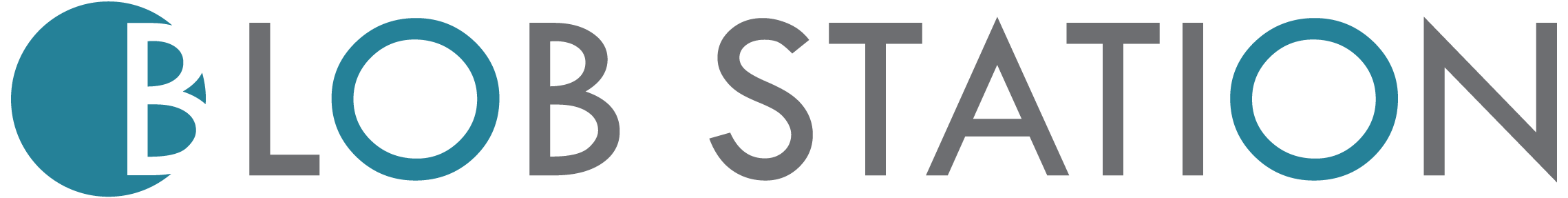Blobstation Logo