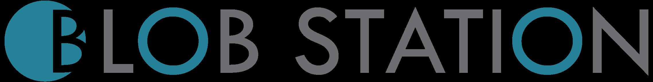 Blobstation Logo