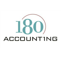 180 Accounting Logo