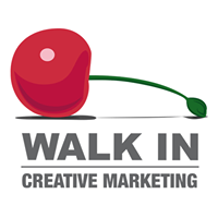 Walk In - Communication Agency Logo