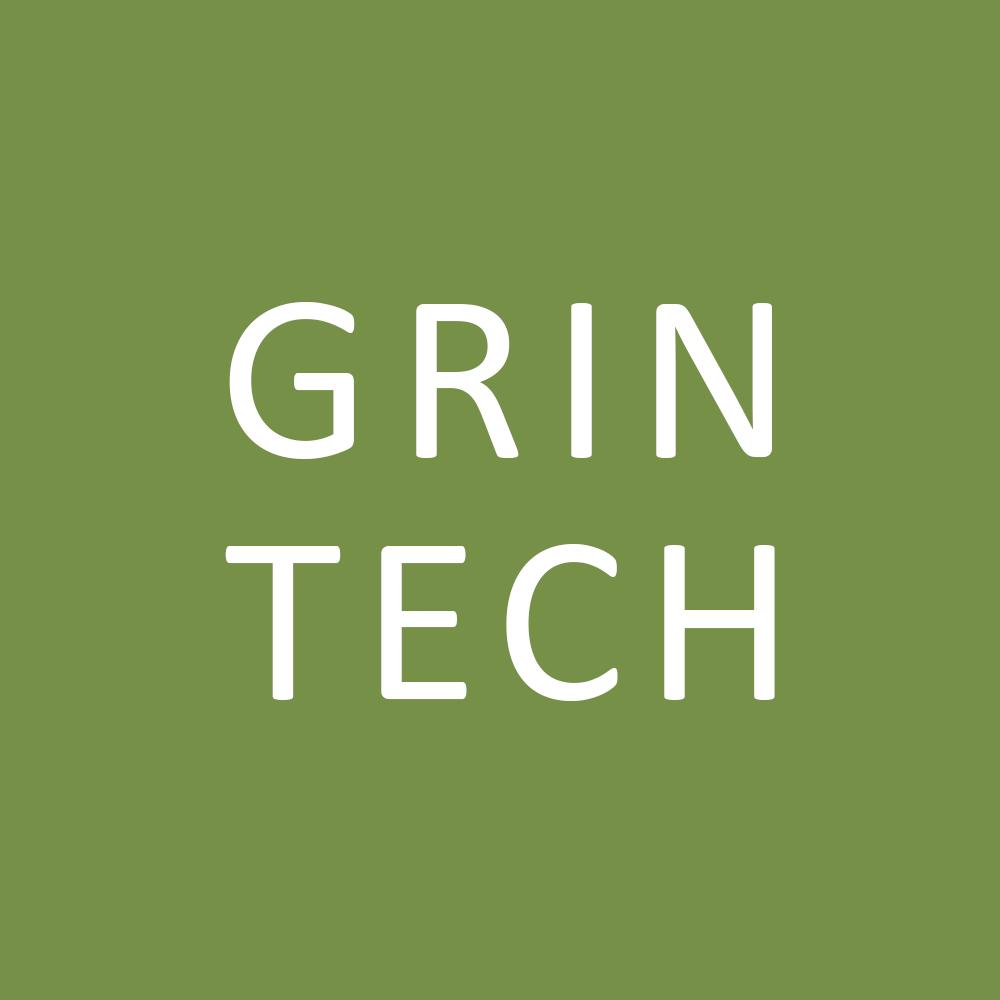 GRIN tech - boutique web agency