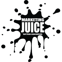 Marketing Juice Logo