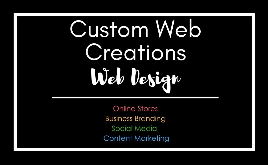 Custom Web Creations Web Designer Brisbane Logo