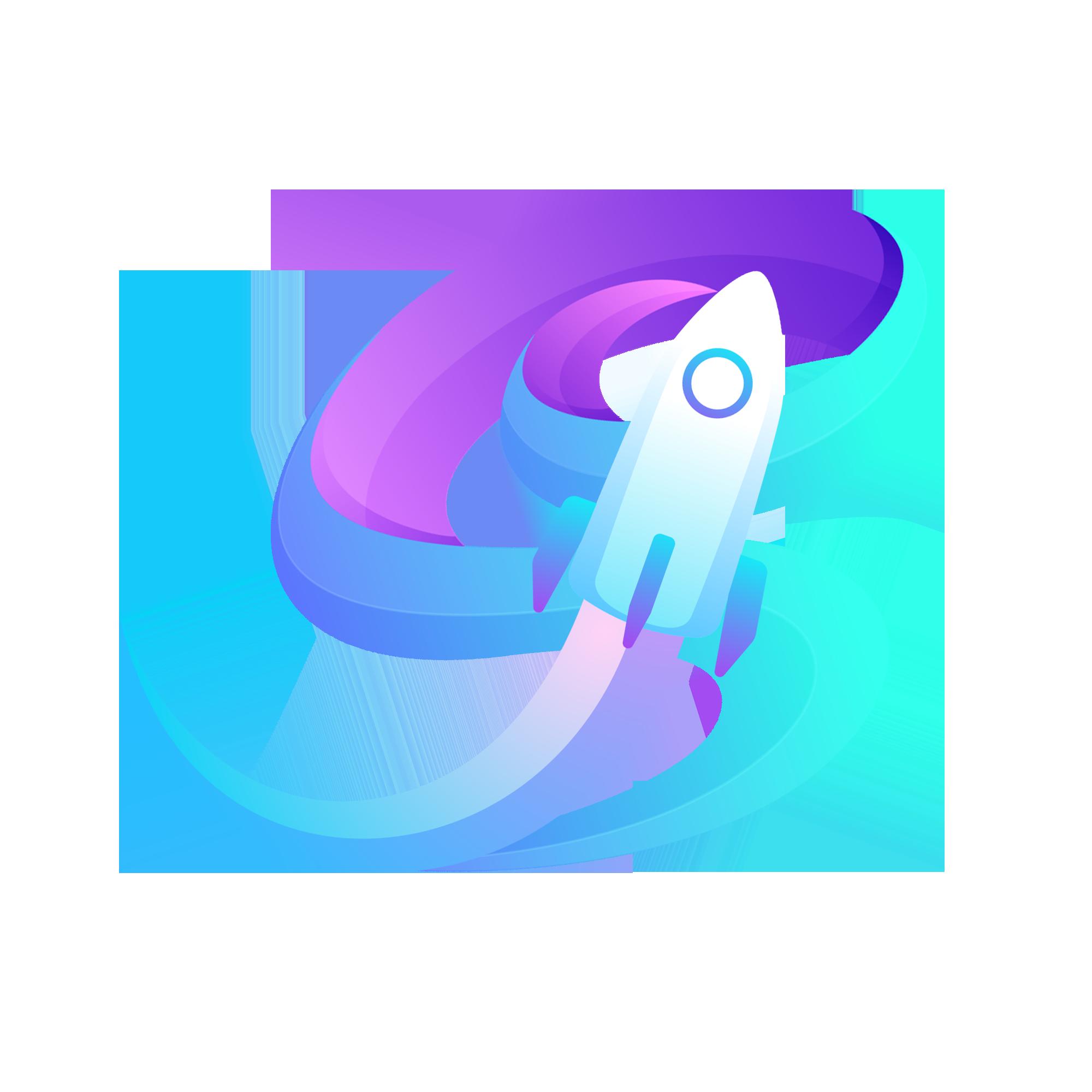 SpaceRocket Creations Logo