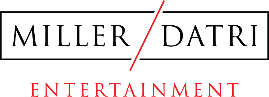 Miller/Datri Entertainment Logo