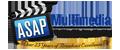 ASAP Multimedia Logo