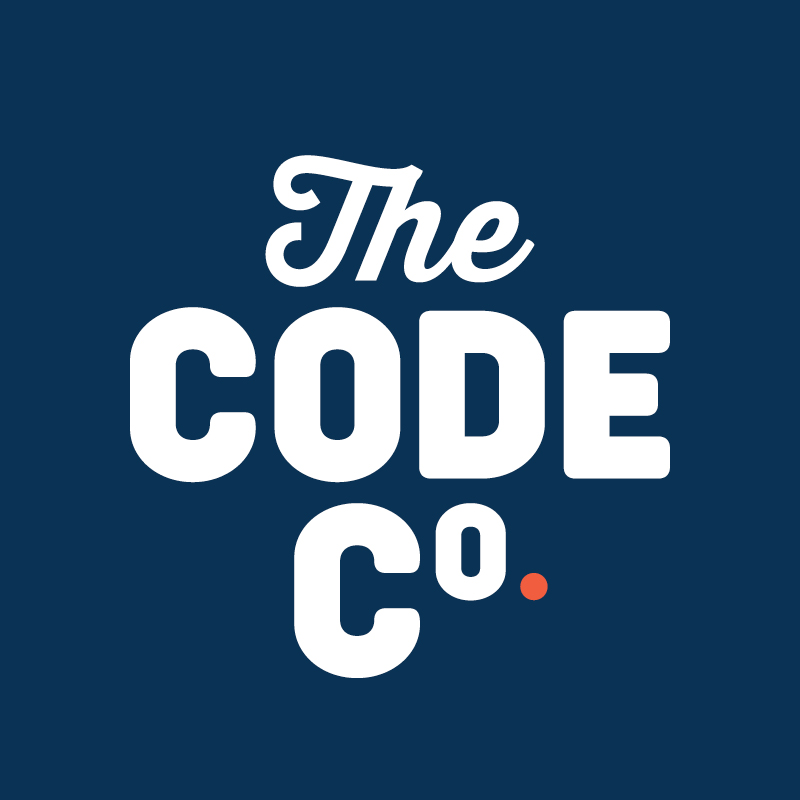 The Code Company Pty Ltd Logo