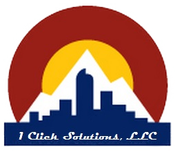 1 Click Solutions, LLC Logo