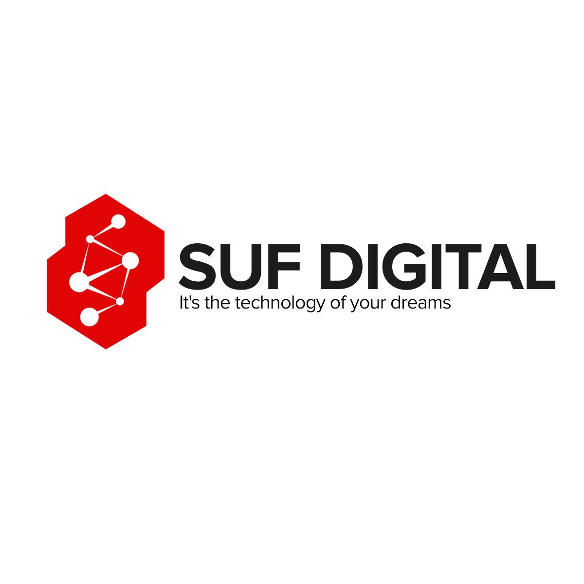 SUF Digital Logo
