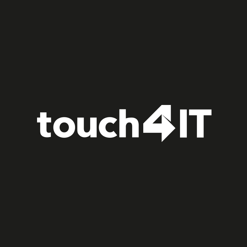 Touch4IT Logo