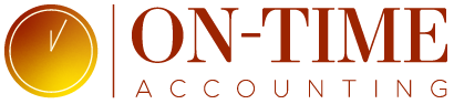 On-Time Accounting Logo