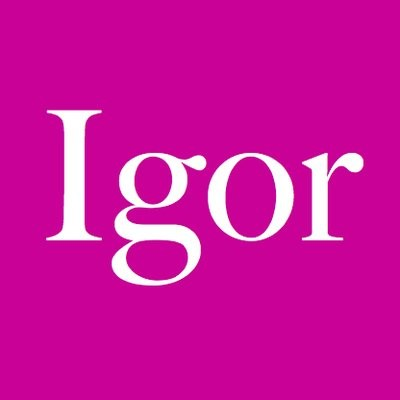 Igor Naming Agency Logo