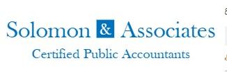 Solomon & Associates CPA Logo