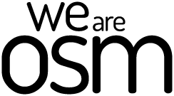 We Are OSM Logo