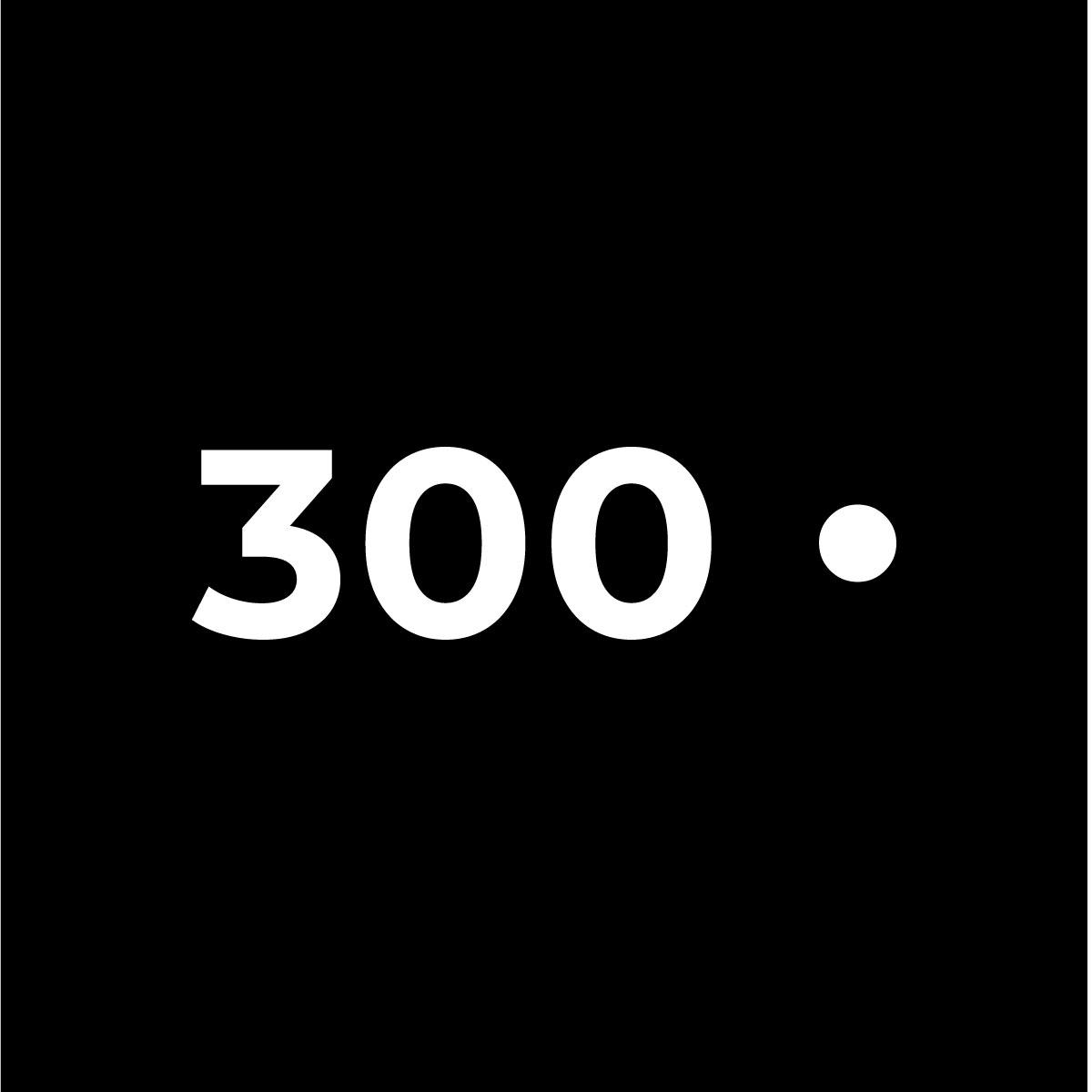 300.codes Logo