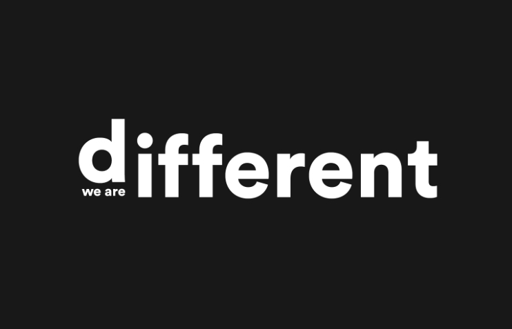 We Are Different Logo