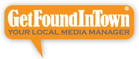 Get Found In Town Logo