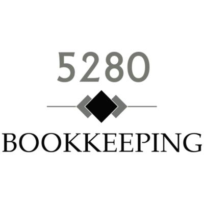 5280 Bookkeeping LLC Logo