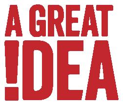 A Great Idea logo