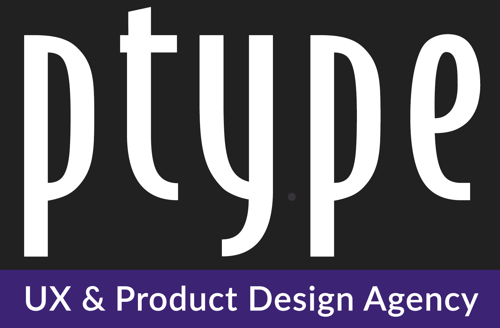 Ptype UX & Product Design Agency Logo