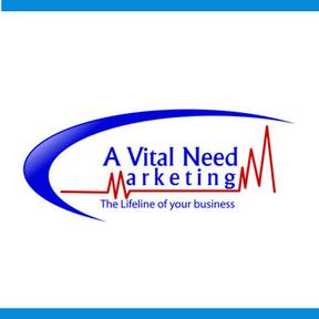 A Vital Need Marketing Logo