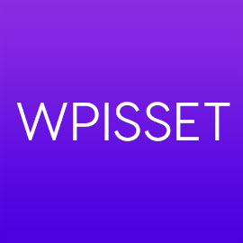 Wpisset WordPress Agency Logo