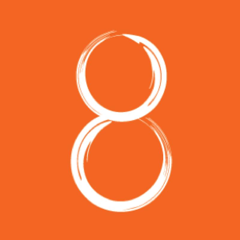 number8 Logo