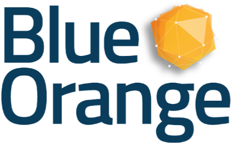 Blue Orange Digital Logo