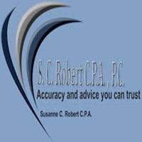 S.C. Robert, CPA P.C. Logo