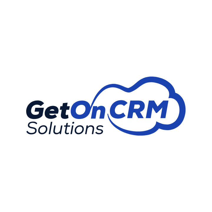 GetOnCRM Solutions Logo