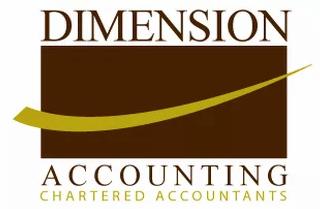Dimension Accounting Logo