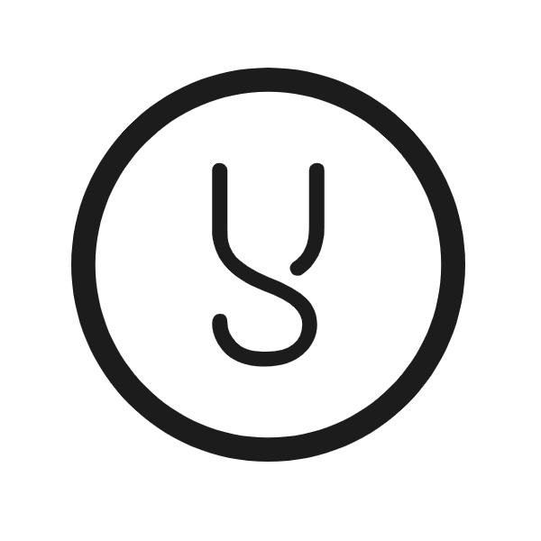 Yellow Cat Five Logo