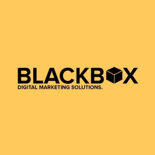 Black Box Digital Marketing Solutions Logo