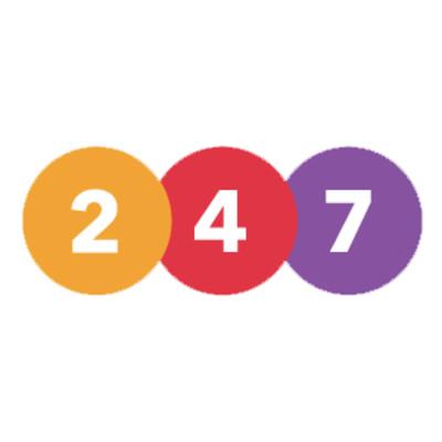 247 Commerce Logo